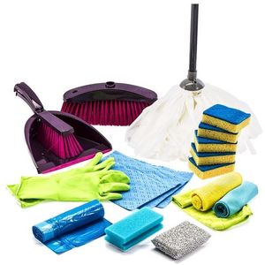 Товары для уборки и мойки
