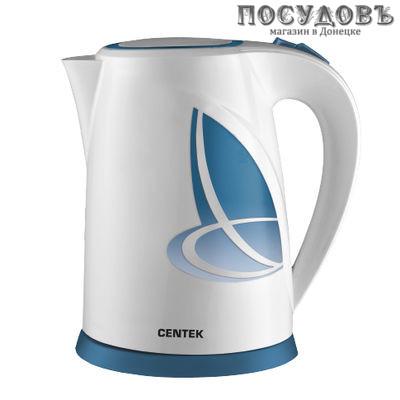 Centek CT-0045 Blue пластик 2200 Вт 1800 мл