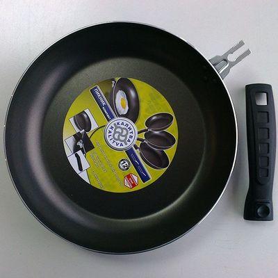 Алюминиевая сковорода Калитва 33682616 26 см