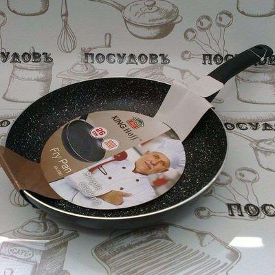 Алюминиевая сковорода KING Hoff KH-3982 26 см