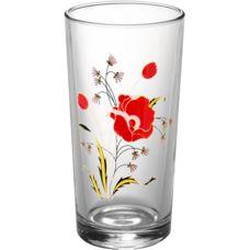 ДекоСтек Маки 146-Д высокий стакан 250 мл 6 шт