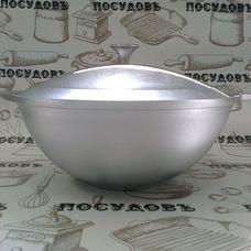 Казан для плова алюминиевый Kukmara к35 3,5 л