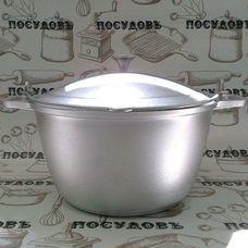 Котелок походный алюминиевый Kukmara кп60 6 л