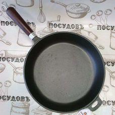 Литая чугунная сковорода KING Hoff KH-1119 28 см