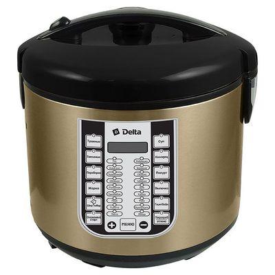 Delta DL-6518 мультиварка 900 Вт, объем 5 л