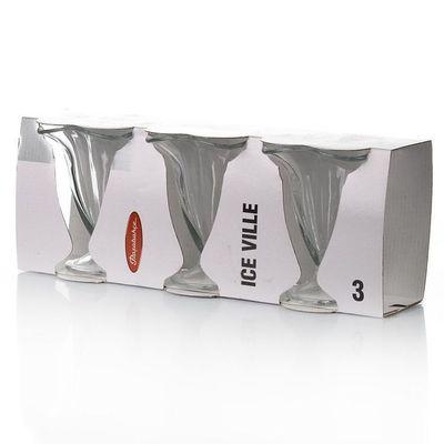 Набор креманок Pasabahce Ice Ville 51078 3 шт