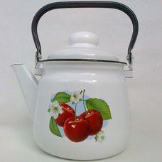 Стальной эмалированный чайник 01-2708/4 1,5 л