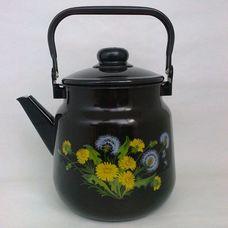 Стальной эмалированный чайник 10-2713/6 3,5 л