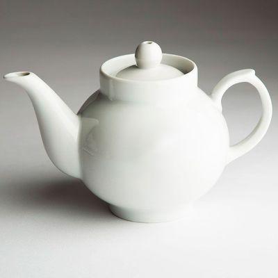 Дулёвский фарфор Рубин 021752 чайник заварочный, фарфор, 700 мл, Россия, 1 шт