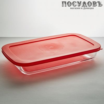 Забава РК-0048/2 форма для запекания с крышкой, 2 пр.
