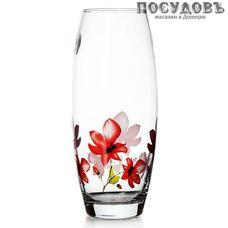 Pasabahce Botanica Exotic 43966SLBD3, ваза, Ø82×260 мм, материал стекло, Россия 1 шт.