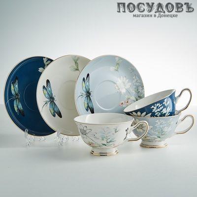 Beatrix МЛ078Р/6 набор чайный 12 пр.