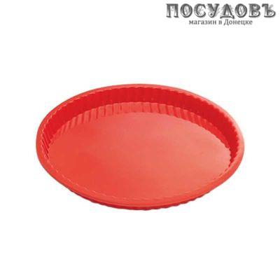 КНР НФ-00000204 круглая форма для выпечки, силикон Ø250×30 мм