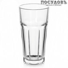 Pasabahce Casablanca 52719 стакан пивной, стекло, 645 мл, набор в упаковке 6 шт