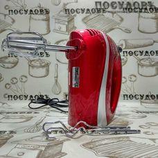 """Royal """"Optima 7 HM - 03"""" миксер ручной, цвет красный, 700 Вт, Турция, гарантия 1 год"""