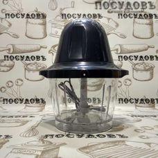 """Royal """"Minevra СН-03"""" чоппер-измельчитель, цвет черный, 600 Вт, объем измельчителя 1 000 мл, Турция, гарантия 1 год"""
