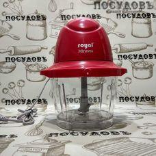 СН-09 Chopper (Plastic Bowl) Colour Red/Измельчитель (пластиковый шар) Цвет Красный