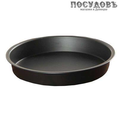 Maestro MR1103-28 круглая форма для выпечки, сталь эмалированная Ø280×50 мм