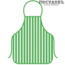 Мультидом Полоски 71-123МТ фартук кухонный, 520×720 мм, хлопок