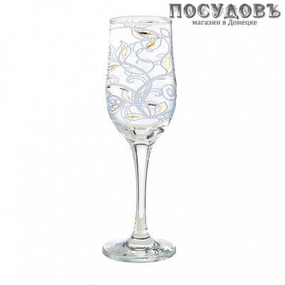 ПТТ Ветка 44160/210*6 бокал для шампанского 200 мл 6 шт.