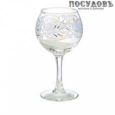 ПТТ Листья 8170/230*6, бокал винный 280 мл, материал стекло, Россия, в упаковке 6 шт.