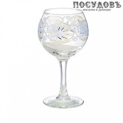 ПТТ Листья 8170/230*6 бокал винный 280 мл 6 шт.