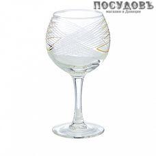 ПТТ Парабола 8170/220*6, бокал винный 280 мл, материал стекло, Россия, в упаковке 6 шт.
