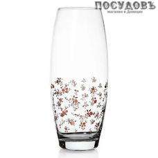 Pasabahce Botanica Provence 43966SLBS, ваза, Ø82×260 мм, материал стекло, Россия 1 шт.