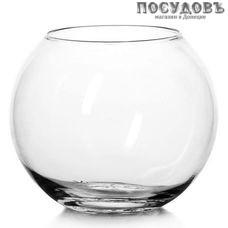 Pasabahce Flora 43407, ваза, Ø70×79 мм, материал стекло, Россия, в упаковке 1 шт.
