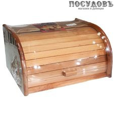 Tima 40-1 хлебница, 385×285×175 мм, бук, 1 шт.