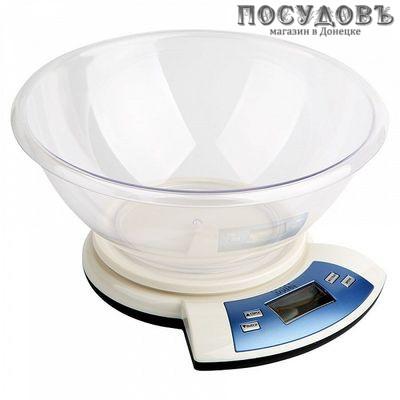 Delta КСЕ-11-21 весы кухонные с чашей вес до 5,0 кг