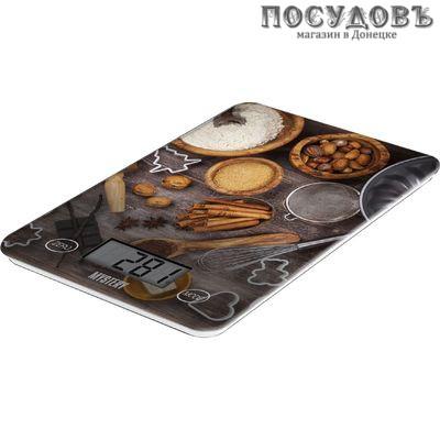 MYSTERY MES-1820 весы кухонные-платформа вес до 5,0 кг