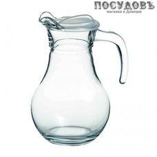 Pasabahce Bistro 43934, кувшин с крышкой 1800 мл, стекло