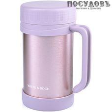 MAYER n BOCH 28049-2 термокружка, колба полипропилен 500 мл, цвет розовый