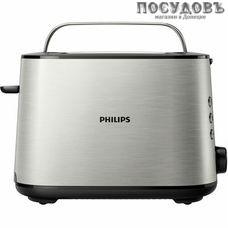 Philips HD2650/90 тостер на 2 шт, 950 Вт, 301×201×172 мм