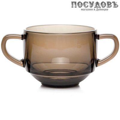 Pasabahce Chef's Bronze 53772SLBZT бульонница, стекло термостойкое мм, 480 мл, Россия, без упаковки 1 шт.