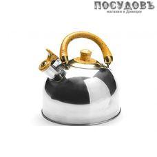 MAYER n BOCH 1046А-2 чайник со свистком объемом 4 л, нержавеющая сталь