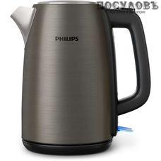 Philips HD9352/80 электрочайник, 2200 Вт, 1700 мл, сталь нержавеющая