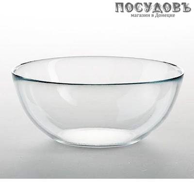 Pasabahce Invitation 10342В салатник, стекло упрочненное, цвет прозрачный, Ø220 мм, Россия, в упаковке 1 шт.