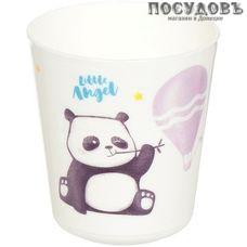 Little Angel Panda LA1102, стакан детский 270 мл, полипропилен