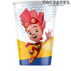 Little Angel Фиксики LA1313, стакан детский 270 мл, полипропилен
