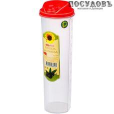Эльфпласт 359 емкость для масла, полипропилен, 98×92×h295 мм, 1000 мл
