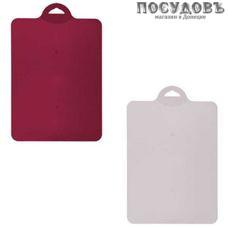 Полимербыт BBQ Time 4380434 доска разделочная, материал полипропилен, 290×190×1,5 мм, Россия, 1 шт.