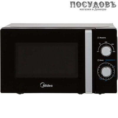 Midea MM820CXX-B микроволновая печь отдельностоящая 800 Вт, 20 л, цвет черная
