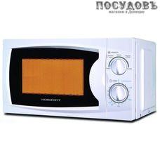 Horizont 20MW700-1378CTW отдельностоящая микроволновая печь, 700 Вт, 20 л, белый