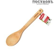 "Attribute ""Bamboo"" AGB130, ложка поварская, 300 мм, бамбук, Китай, без упаковки 1 шт"