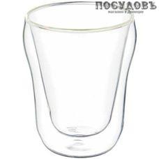 Attribute Duos ATG102 стакан с двойными стенками, 270 мл, стекло термостойкое