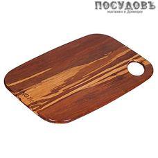 KING Hoff KH-1146 доска разделочная, материал бамбук, 390×300×9 мм 1 шт