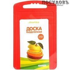 Мартика С52К доска разделочная, материал пластик, 280×180×6 мм, Россия, 1 шт.