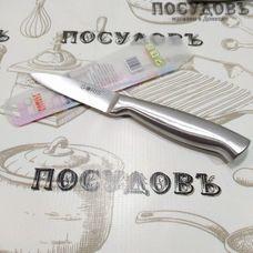 Goris 16357-15 нож овощной 202×22 мм, лезвие сталь нержавеющая 85 мм, Китай, на блистере 1 шт.